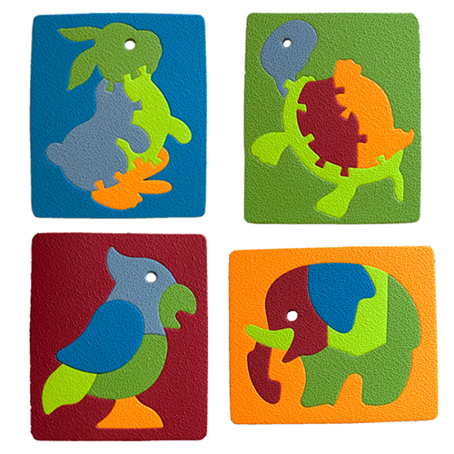 EVA Puzzle Animals