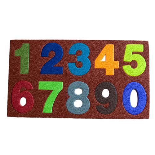 EVA Puzzle Number