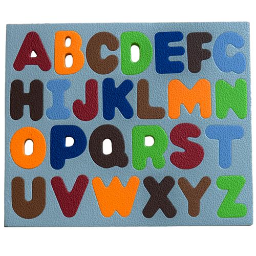 EVA Puzzle ABC
