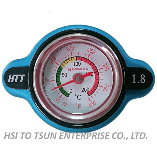 Safe Thermo Radiator Cap (Motorcycle) T147