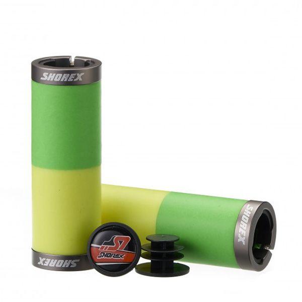 Silicone foam bar grip / KID CUSTOM Lock-on