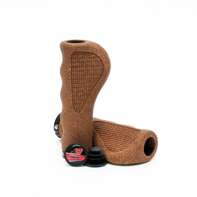 Cork foam bar grip Lock-on