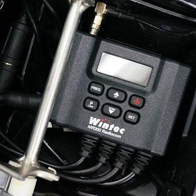 Motorcycle Intercoms MR-200 (Radio / Audio Integration System)