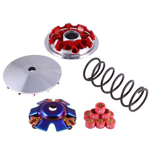 High power pulley set