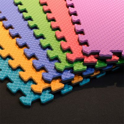 EVA Foam 2' X 2' Multi-Purpose Mats