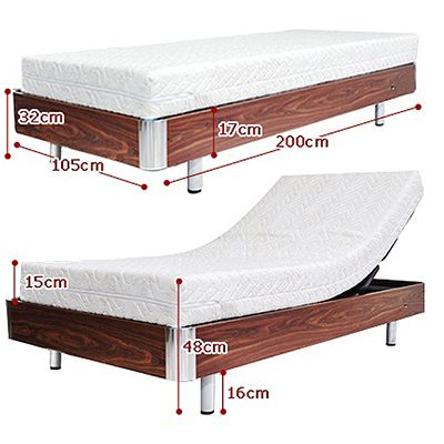 Japanese-Style Household Bed GM07S