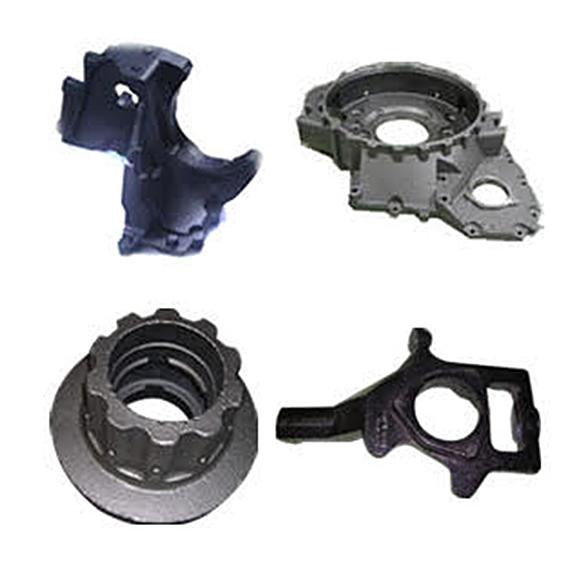 Cast Iron Parts FCD450 / FCD500 / FC25