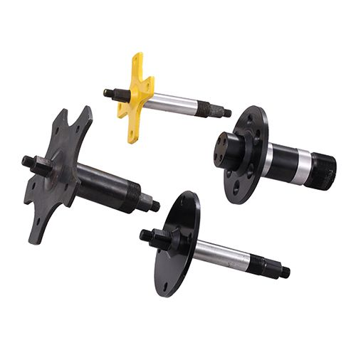 Indoor Cycle Axle with Disc-1