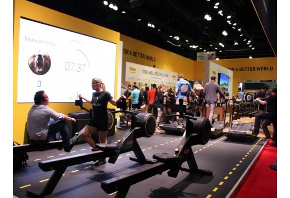 2017 IHRSA 美國國際專業健身器材展