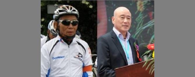 Giant董事長劉金標與羅祥安將於今年底退休