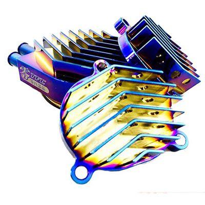 CNC cylinder cooling cover set