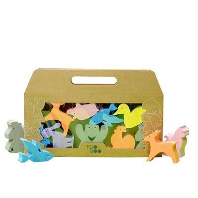 Wild Animals Toy Set(small) TW-05
