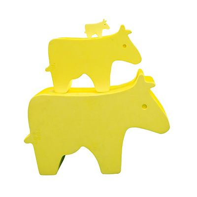Wild Animal-Taiwan Yellow Cattle TB-08