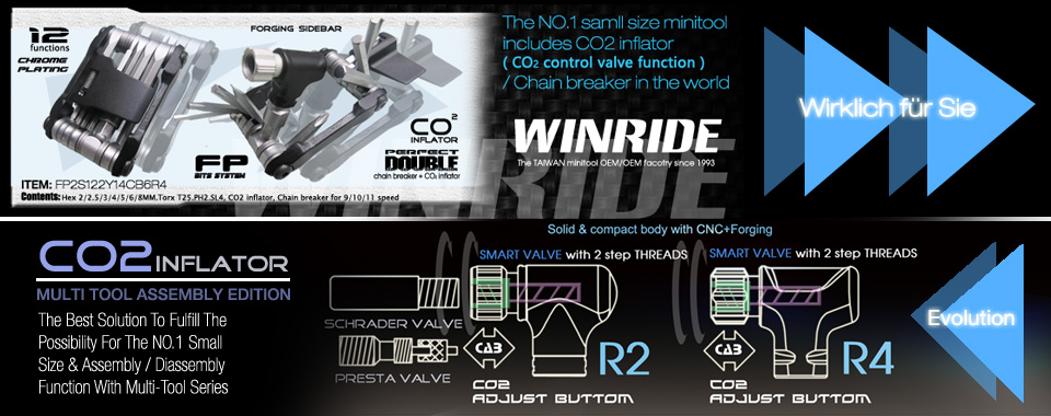 Winride International Co., Ltd.   英茂國際有限公司