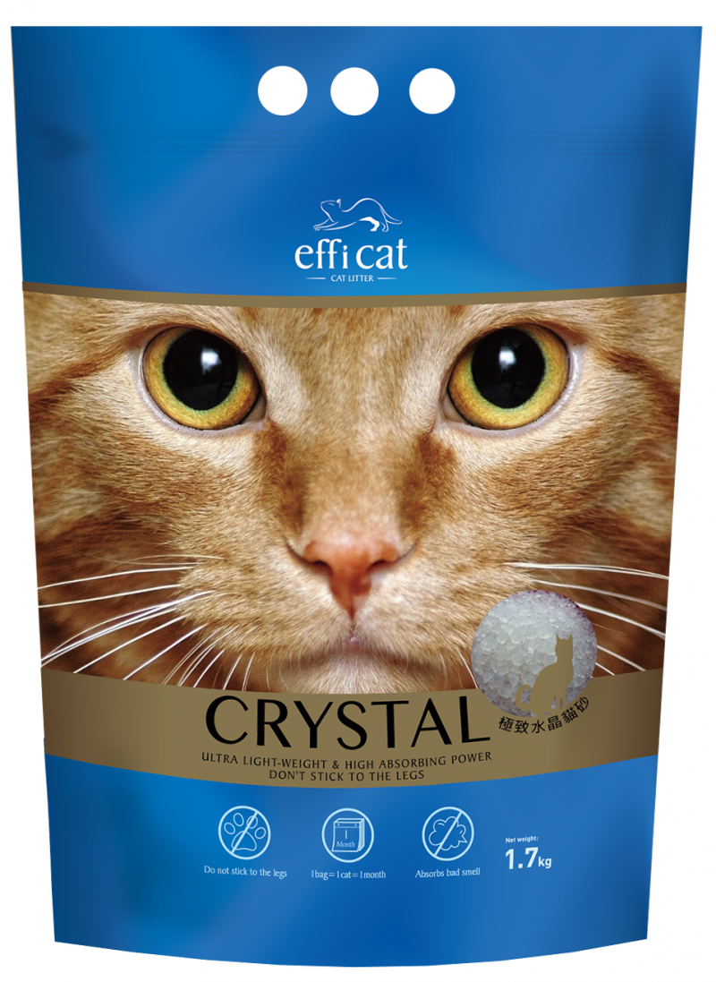 0618極致水晶貓砂包裝合成