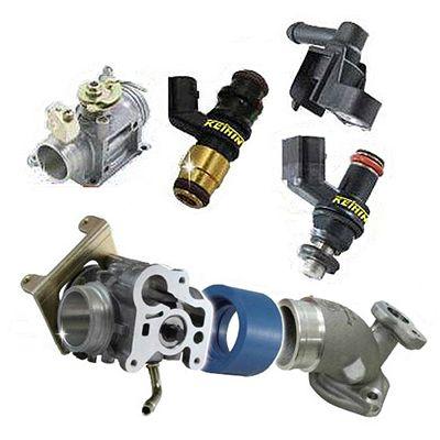 Intake Kit = Manifold+Throttle+Injector