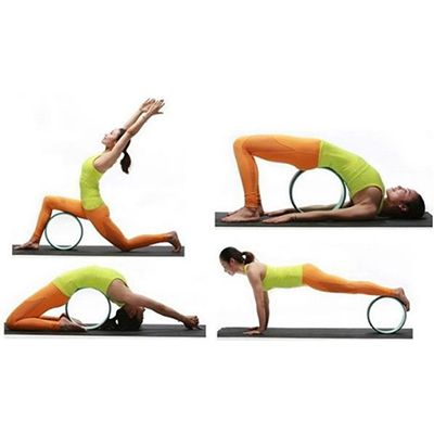 Yoga Wheel YG-3005