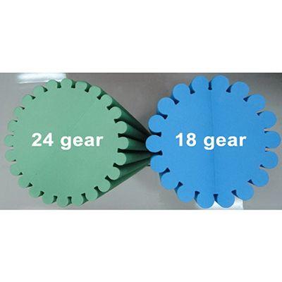 Gear Type Foam Roller EF-18R1