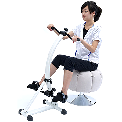 2-in-1 Exercise Pedaler GT-B12
