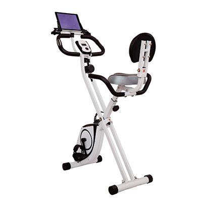 Exercise Bike with iPad/iPhone Holder GT-IB659