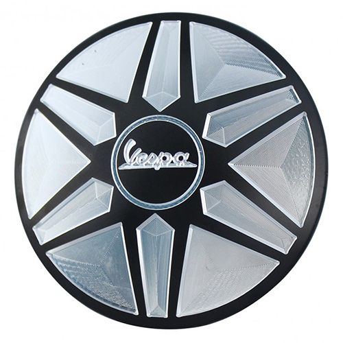 Vespa CVT Pulley Cover