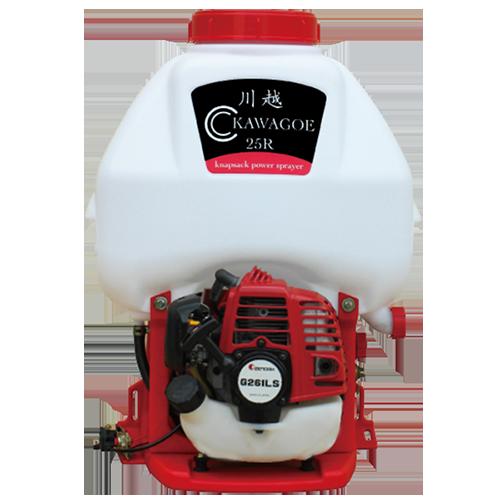 Knapsack power sprayer-C25R