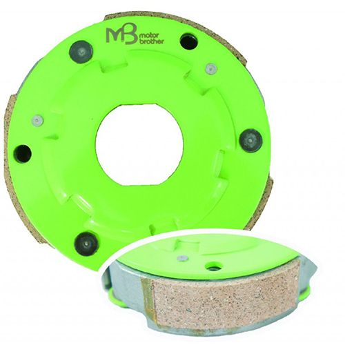 MB Forged Titanium Alloy Clutch Bell-Clutch Green Type