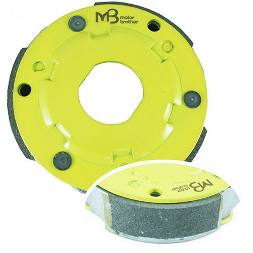 MB Forged Titanium Alloy Clutch Bell-Clutch Yellow Type
