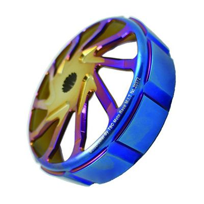 MB Forged Titanium Alloy Clutch Bell-Mountain Road