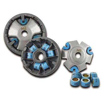 MB Forged Titanium Alloy Clutch Bell-C.V.T Pulley