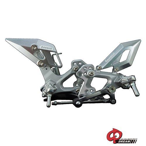 GP R3/MT-03 Rear Seat Controls (Street version/Hill version)