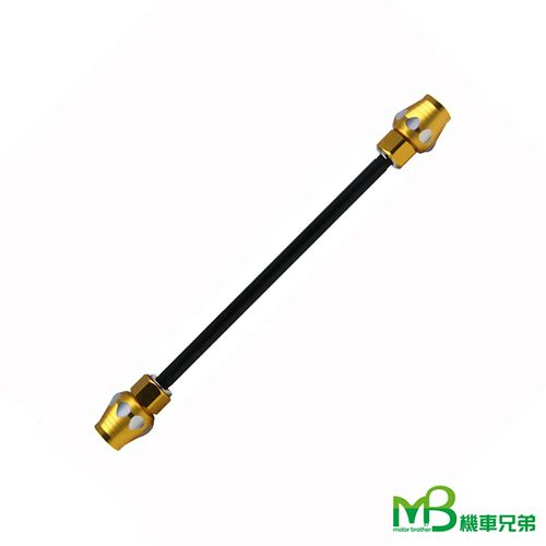 MB Damping Balance Wheel Axle M12、M10