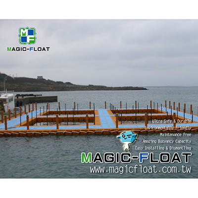 Leisure Fish Cage / MF-Fishery Farm