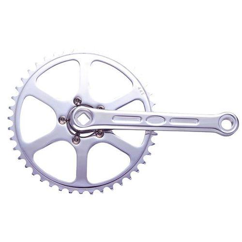Silver crank-504