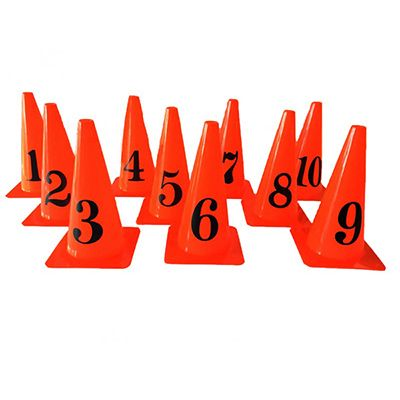 PE MARKER CONE NUMBER SERIES(MCN-09 / MCN-12 / MCN-15)