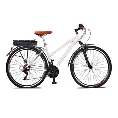 E-LADY SPEED - 700c low step frame Lady's E Trekking