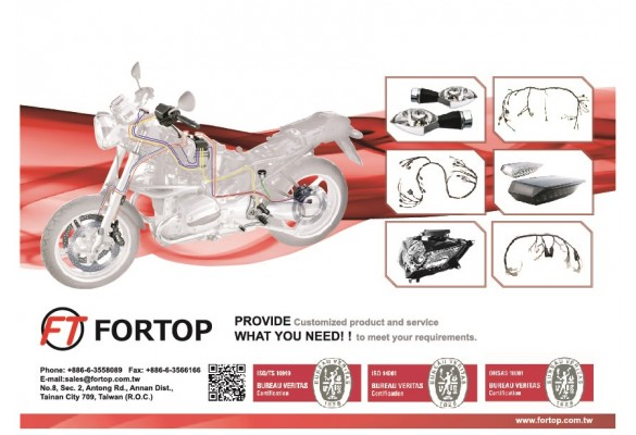 Motorcycles Parts