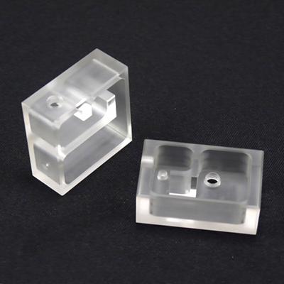 CNC milling, POM, FDAC, Peek