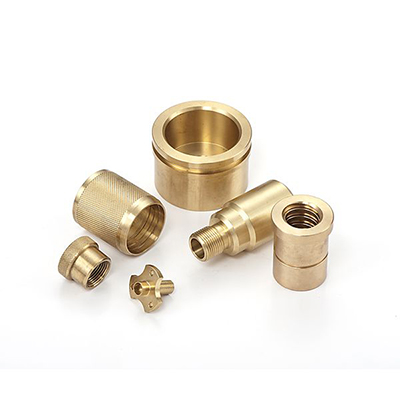 CNC Multi-Tasking for Turning & Milling, Copper parts