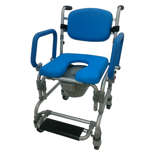 COMMODE SHOWER CHAIR  HT6129HB