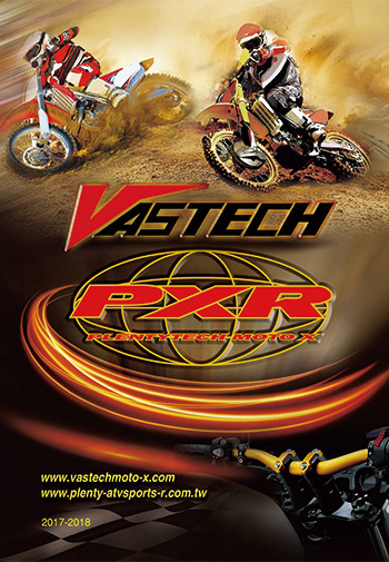 VASTECH Moto-X Co., Ltd. (2018 Catalog)