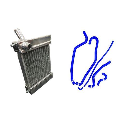 RACING KING150 / 180 aluminum heat sink + silicone tube