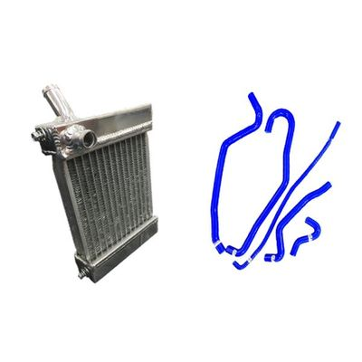 RACING KING150 / 180 aluminum heat sink + silicone tube