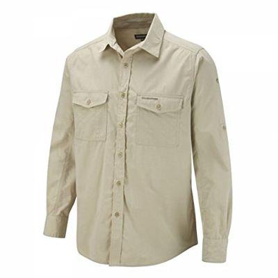 Men's travel shirt