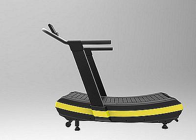Racer Curve Treadmill