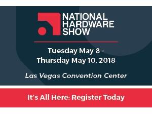 2018 National Hardware Show