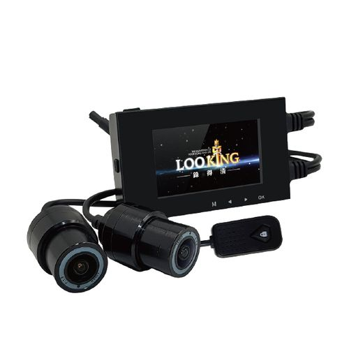Motorcycle Dashcam S-2 (AHD 720P)