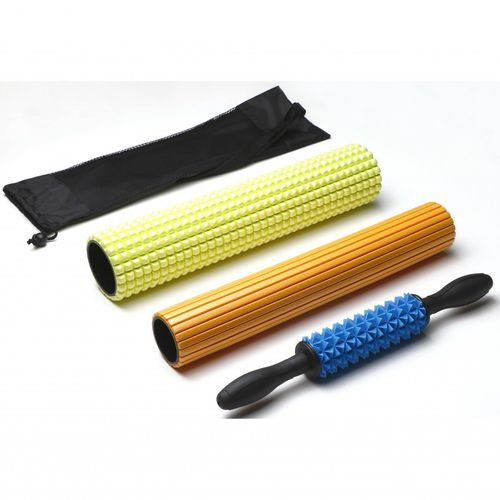 HS-110AB  5-IN-1 MINI ROLLER MASSAGER
