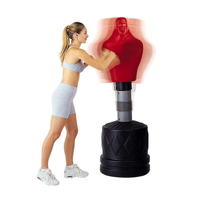Free-Standing Action Man Punch Target