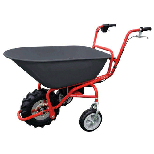 Electric wheelbarrows LW400
